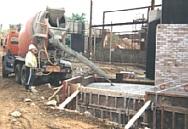 Lightweight Foamed Concrete for void filling, lightweight blocks, roads and bridges